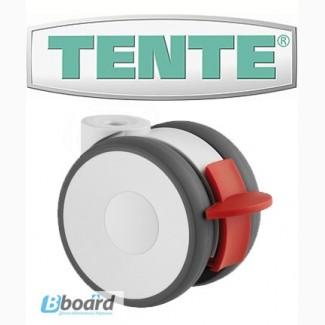 Мебельные ролики TENTE