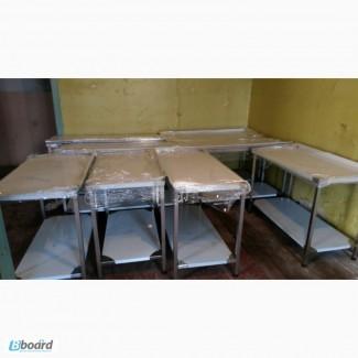 Продам стол разделочный из нержавеющей стали
