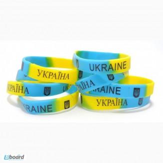 Браслеты Украина, Україна, Ukraine оптом