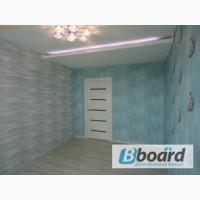 Шпаклевка (беспищанка) стен, покраска, поклейка обоев