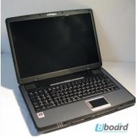 Нерабочий ноутбук MSI MEGABOOK L725 на запчасти