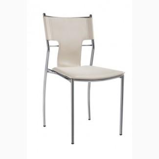Офисный дизайнерский стул черного (белого) цвета Берлин Х
