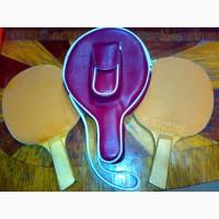 Продам ракетки 2шт. для настольного тениса