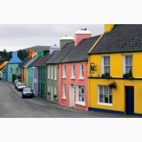 Разнорабочий на покраску домиков (Швеция)