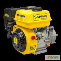 Двигатель бензиновый Sadko (Садко) GE-200R PRO. Оригинал. Гарантия. БЕСПЛАТНАЯ ДОСТАВКА