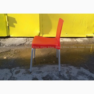 Б.у стулья для летней площадки пластиковые, мебель бу в кафе бары рестораны