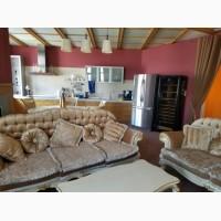 Центр аренда посуточно 5-комнатной видовой квартиры с сауной и джакузи