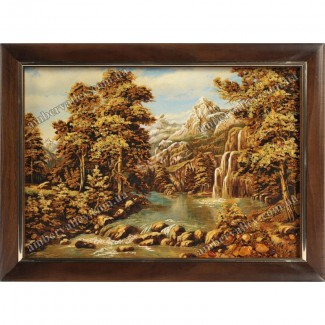 Продам картины из янтаря по ценам производителя