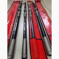 Продам новые карповые телескопические спиннинги Weida KYOGI