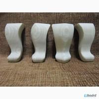 Резная ножка для мебели из массива дерева, мягкой и корпусной мебели. Ножка кабриоль