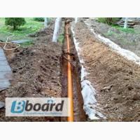Газификация, отопление, водоснабжение, канализация, проектирование, монтаж