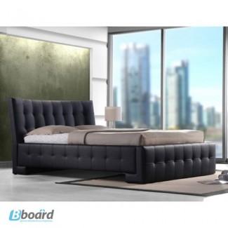 Кровать Барселона черная