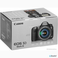 Canon EOS 5D Mark III EF 24-105mm F / 4 Комплект объектива