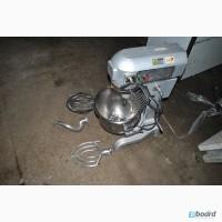 Бу миксер планетарный профессиональный EWT Inox PM-LT20A для пекарни, кондитерской