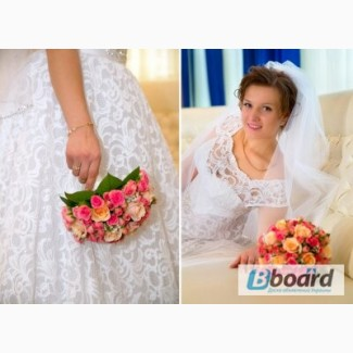 Продам Б/У свадебное платье