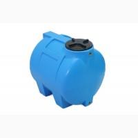 Горизонтальные емкости для воды пластиковые G-350 л
