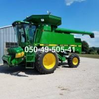 Как новый! Комбайн JOHN DEERE 9600 (с улучшениями 9610) 3703/2556 м.ч. продам