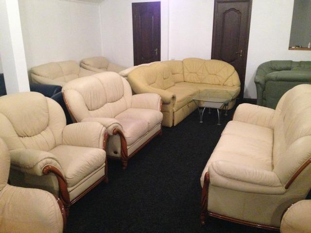 продам мягкая мебель бу з германии и италии по доступным ценам