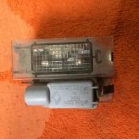 Фонарь подсветки номера б/у Renault Laguna 2, Рено Лагуна 2, 8200013577