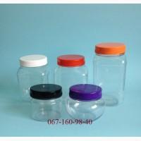 Банки ПЭТ пластиковые для пищевых продуктов от производителя (ПЄТ тара)
