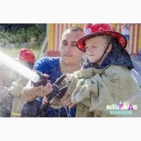 31 августа-1 сентября Семейный Фестиваль Город Профессий Днепр