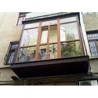 Балконы под ключ от профессионалов! Лучшая цена