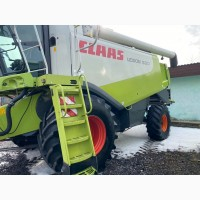Claas Lexion 580 (Клас Лексіон 580) зернозбиральний комбайн