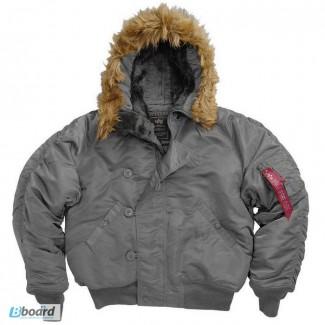 Зимние куртки лётчиков США