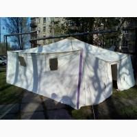 Навесы брезентовые, палатки армейские любых размеров, пошив