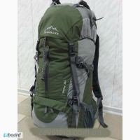Рюкзак туристический со стальным каркасом