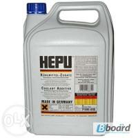 Антифриз HEPU (концентрат синий) 5 литров. P999-005