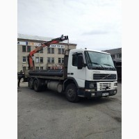 Услуги грузового автоэвакуатора с манипулятором