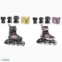 Якісні дитячі ролики Rollerblade і Fila за доступною ціною