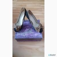Замшевые туфли Estrella 39 размера