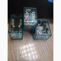 Реле промежуточное АсКо МY2 5А AC-220В IP40