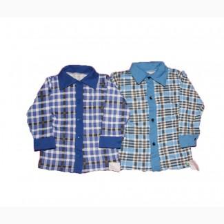 Рубашка детская байка