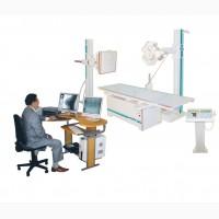 Медицинское оборудование - рентгеновский комплекс на 2 рабочих места