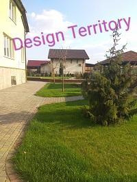 Фото 2. Ландшафтный дизайн