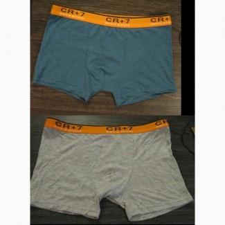 Мужское нижнее белье boxer комплект 2 шт трусы мужские боксеры xl
