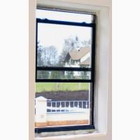 Вертикально сдвижные подъемные окна - гильотина. Алюминий и пластик