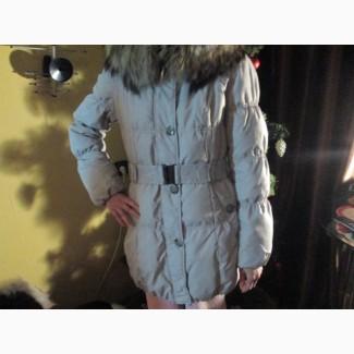 Пуховое пальто 400 грн