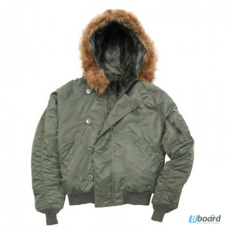 Лётные куртки N-2B Parka