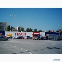 Работники супермаркетов в Польше