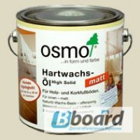 Масло с воском для паркета Osmo (Осмо) 2,5л.