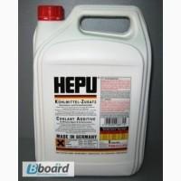 Антифриз HEPU (концентрат красный) 5 литров. P999-G12-005