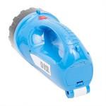 Фонарь аккумуляторный 19 LED + 15 LED Домашний Мастер