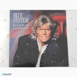 Blue System -1991 Deja Vu (Germany) NM-/NM