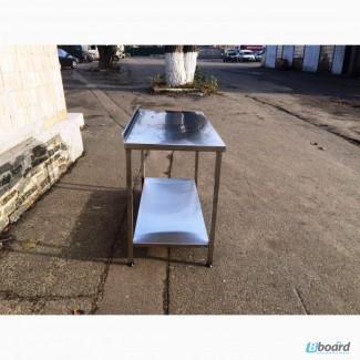 Продам стол нержавеющий для столовой, ресторана, кафе, бара