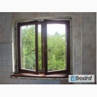 Окна деревянные общие свойства