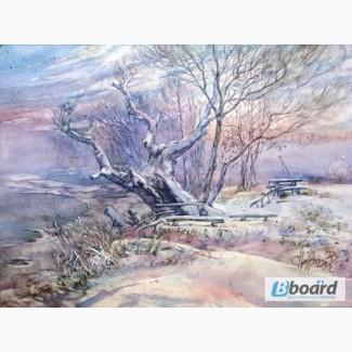 Продам серию картин акварелью